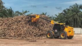 Foto de JCB ofrece su apoyo a la isla indonesia de Sulawesi donando máquinas por valor de 250.000 dólares