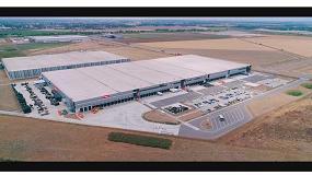 Foto de Bobcat mejora el servicio al cliente en EMEA con el nuevo centro de distribución de repuestos de Alemania