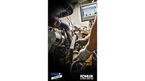 Foto de Kohler garantiza la certificación Stage V para toda la gama diesel
