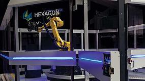 Foto de El nuevo 360°Cell de Hexagon ofrece una solución completa de medición automatizada 3D