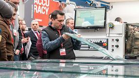Foto de Intermac presenta en Glasstec su tecnología y software para la fábrica 4.0