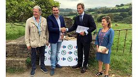 Foto de Ternera Asturiana y Carrefour firman un convenio de colaboración