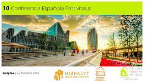 Foto de Hispalyt y Termoarcilla participan en la 10ª Conferencia Passivhaus