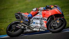 Foto de Ducati Corse confía en Simcenter para optimizar el diseño de sus motocicletas de alta competición