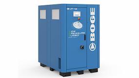 Foto de Boge Compresores lanza los compresores exentos de aceite para baja presión Turbo LPT 150
