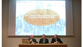 Fotografia de La fira Graphispag_digital s'avan�a una setmana per no coincidir amb el Mobile World Congress