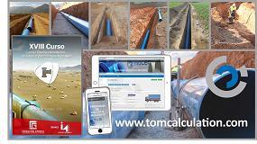 Foto de Molecor participará en el XVIII Curso sobre Diseño e Instalación de Tuberías para el transporte de agua