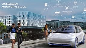 Foto de Volkswagen y Microsoft se unen para ofrecer viajes conectados y sin interrupciones