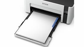Foto de Epson lleva su marca EcoTank al sector empresarial