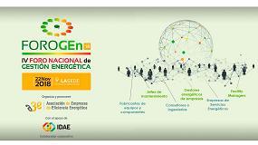Foto de IV edición de ForoGen, nueva cita del sector de la eficiencia energética en Madrid