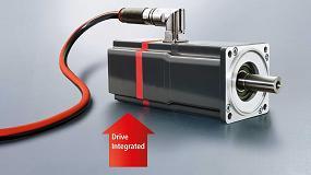 Foto de Sistema de servoaccionamiento descentralizado AMP8000 para máquinas modulares