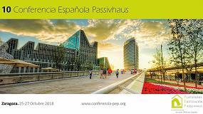 Foto de La 10ª Conferencia Española Passivhaus recibe 220 inscripciones en una semana