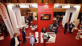 Foto de Toyota Material Handling España, presente en la feria profesional Logistics & Distribution 2018