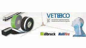 Foto de Soluciones illbruck en Veteco 2018, un ejemplo de desarrollo sostenible.