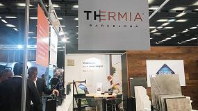 Foto de Thermia Barcelona participa en Rebuild 2018 junto a Dreaming Ceramic