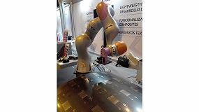 Foto de Eurecat usa la robótica colaborativa y la impresión 3D para crear piezas con electrónica impresa para aeronáutica