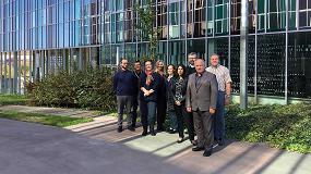Foto de EU-Textile2030, el clúster europeo de materiales textiles avanzados, se reúne en Lille