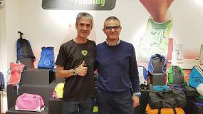 Foto de Roland DG y 42k running crean tendencia en la producción de textil técnico para deportistas