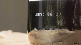 Foto de El Grupo Caballero codifica sus botellas de vino con una impresora láser de Domino