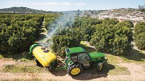 Foto de John Deere extiende a Italia su acuerdo global con Pulverizadores Fede
