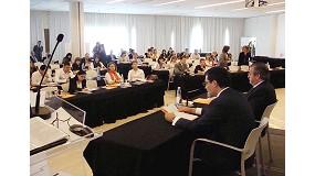 Fotografia de 250 professionals participen en el VIII Congr�s Espanyol i I Congr�s Ib�ric de la publicitat en el lloc de venda