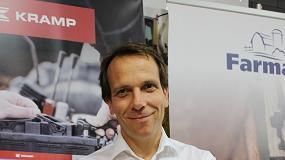 Foto de Matías Fernández, nuevo Area Sales Manager de Kramp para España y Portugal
