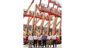 Foto de Access Hire Middle East invierte en equipos JLG
