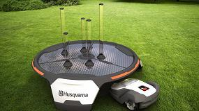 Foto de Husqvarna Zero, una solución autónoma y sostenible para los espacios verdes
