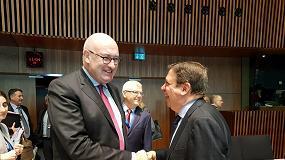 Foto de Planas dice en el Consejo de Ministros de la UE que la PAC no debe financiar los efectos del Brexit
