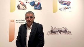 Foto de Entrevista a João Faustino, presidente de Cefamol, Associação Nacional da Indústria de Moldes