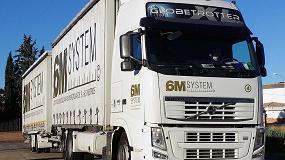 Foto de 6M System Spain, servicio logístico para extrusores y el sector de la protección solar