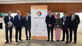 Foto de Digital Tourist 2018, primer foro de la industria para los 'Destinos Turísticos Inteligentes' en España