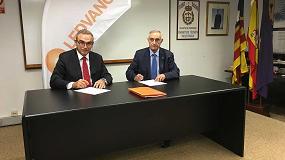 Foto de Ledvance firma un convenio de colaboración con el Colegio Oficial de Peritos e Ingenieros Técnicos Industriales de Baleares