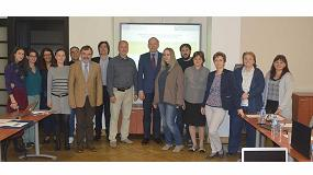 Foto de El Consorcio Europeo Texstra organiza la tercera reunión del proyecto en Lituania