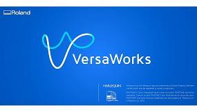 Foto de Roland DG presenta el nuevo software RIP VersaWorks 6