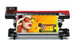 Foto de Roland DG lanza la impresora eco-solvente VersaExpress RF-640 8 colores