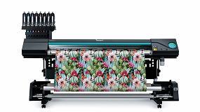 Foto de Roland DG lanza la impresora de sublimación multifunción Texart RT-640M