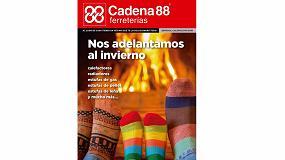 Foto de Cadena 88 se adelanta al invierno en su nueva campaña para la calefacción