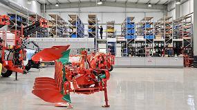 Foto de AR Racking instala el sistema de almacenaje de las nuevas instalaciones de Agrícola Antón en Tordesillas