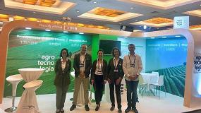 Foto de Grupo Agrotecnología participa con éxito en la Annual Conference & Exhibition de China