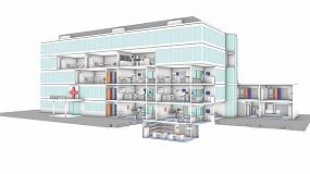 Foto de Afeisa presenta una alternativa a la gestión de las instalaciones hospitalarias