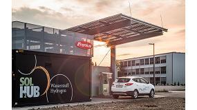 """Foto de Fronius inaugura la primera instalación """"ecológica"""" de repostaje de hidrógeno de Austria"""