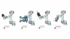 Foto de Gimatic presenta su gama de kits de integración con cobots de Universal Robots