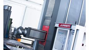 Foto de Juaristi muestra su nuevo concepto de máquina inteligente en la BIMU