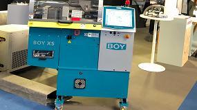 Foto de Centrotécnica muestra cómo producir piezas inyectadas en un molde impreso en 3D