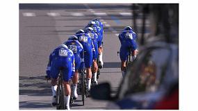 Foto de Deceuninck patrocina el equipo ciclista Quick Step