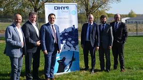 Foto de Nueva Junta Directiva y nuevos socios en Dhys Group