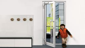 Foto de Geze TS 5000 ECline, el cierrapuertas ideal para espacios sin barreras arquitectónicas