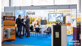 Foto de Ferroli participó en la Feria de la Enerxía 2018