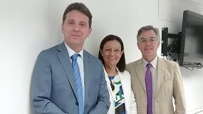 Foto de Entrevista a Miguel Ángel Llopis, Pilar Budí y Paulino Pastor, responsables de las asociaciones promotoras del I Congreso Internacional de Calidad del Aire